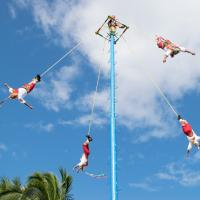 Voladores Papantla Playacar