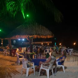 Cozumel Restaurant Beach Nights Dsc