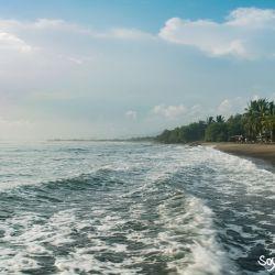 La Saladita Beach