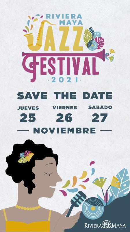 Riviera Maya Jazz Festival 2021