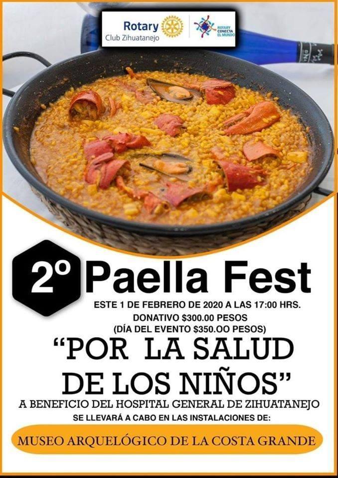 Paella Fest 2da Edición