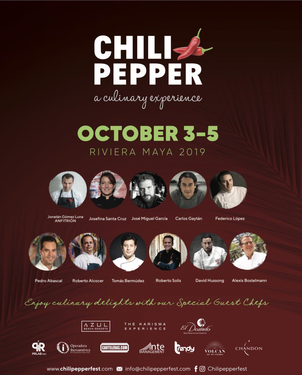 Chili Pepper - A Culinary Experience -