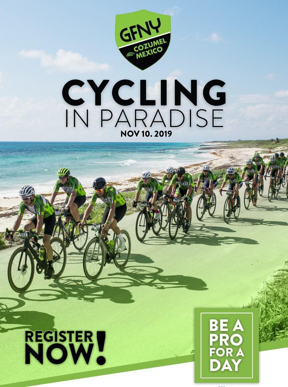 GFNY Cycling in Paradise