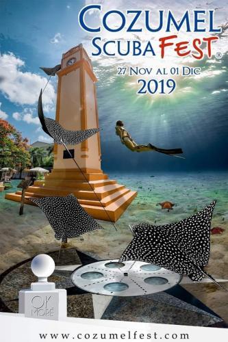 Cozumel Scuba Fest 2019