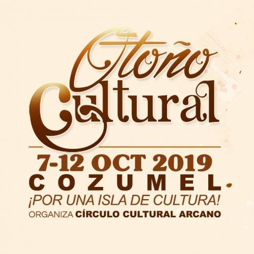 Otoño Cultural Cozumel 2019