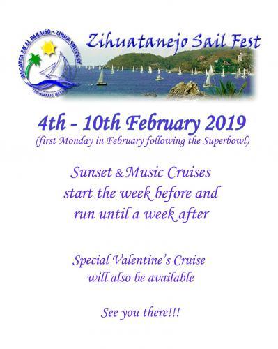 Zihuatanejo Sail Fest 2019
